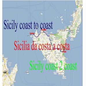 sicily cosat to coast